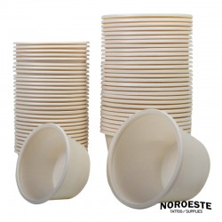 Vasos biodegradables BIO