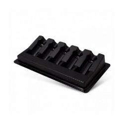 Caja de 50 bandejas desechables para cartucho BLACK